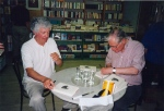 kenneth-koch-and-john-ashbery-signing-books-at-ianos-bookstore-thessaloniki