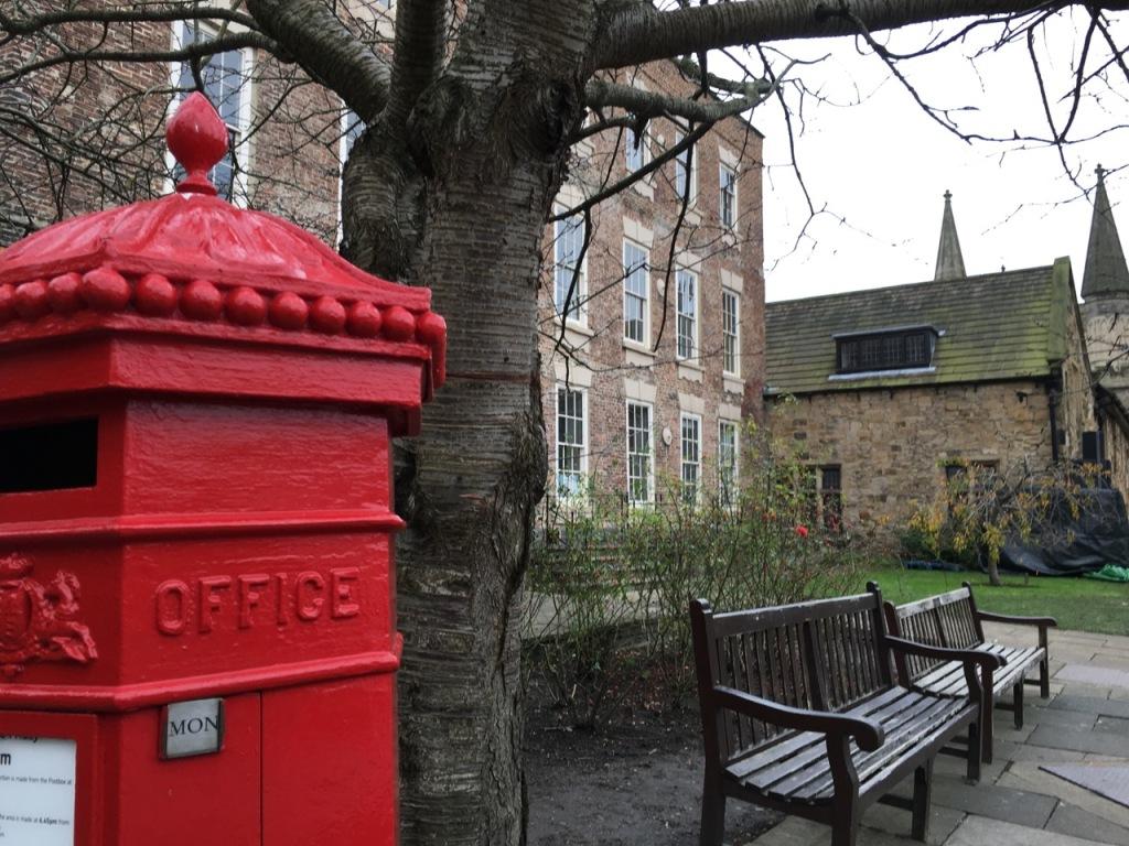 Post, Durham