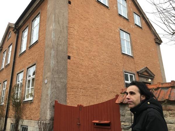 Alisanoglou in Kalmar