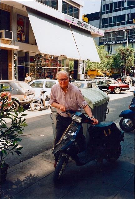 Ashbery Thessaloniki 1997